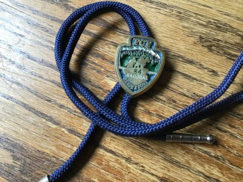 1984 ROYAL RANGERS FCF National Rendezvous Bolo Tie