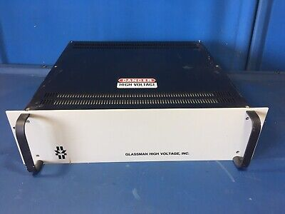 Glassman High Voltage Pspg002r500 Power Supply