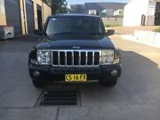 2006 Jeep commander Doyalson Wyong Area Preview