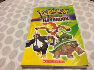 Ultimate Pokémon handbook