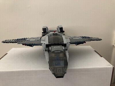 LEGO Super Heroes Quinjet Aerial Battle (6869) Built