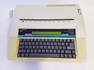 Nakajima Typewriter Wpt-66 Word Processing Typewriter Electronic Ax-66
