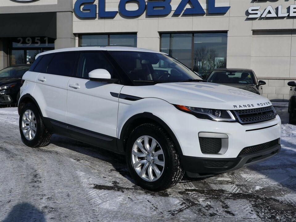 2017 Land Rover Range Rover Evoque Se Navigation Panoramic Roof