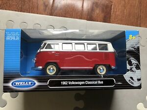 1962 Volkswagen bus - collectible