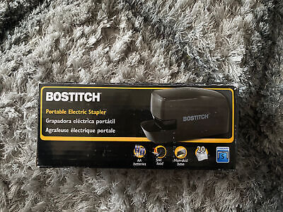 Bostitch Office Portable Electric Stapler
