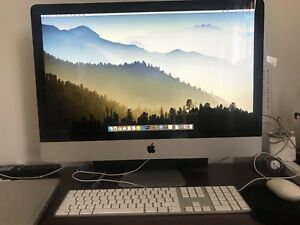 Apple iMac 27inch Mid 2011 i7 16GB 1T