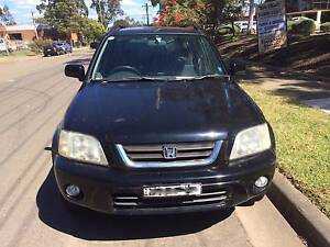 2001 Honda CRV SUV sports model no gearbox - clean, 1 owner Glenwood Blacktown Area Preview