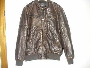 NIC ROBIN Bomber Jacket. Campbelltown Campbelltown Area Preview