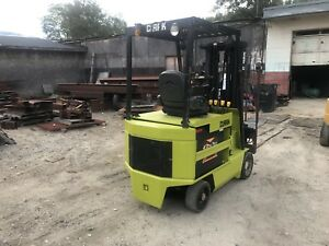 Forklift Clark 48v electric