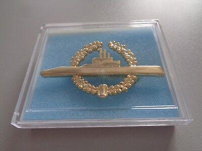 Bundesmarine:Tätigkeitsabzeichen U-Boot Personal für den Zivilanzug