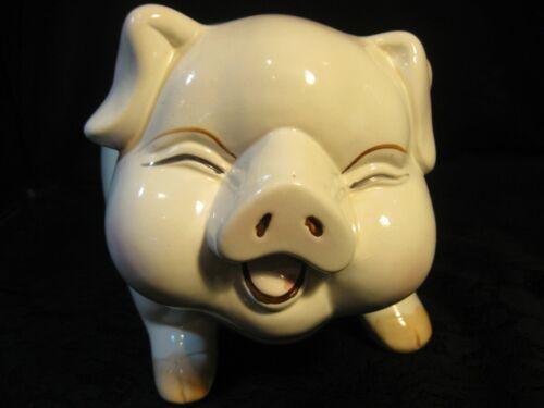 Vintage Ceramic Piggy Bank
