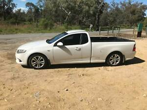 2008 Ford Falcon XR6 Automatic Ute