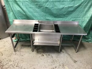 Stainless Steel Sinks / Bar back / Table   Great Quality