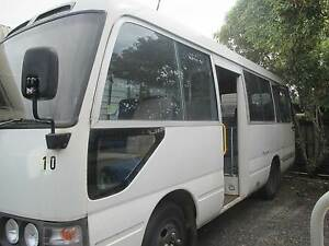 1997 Toyota Coaster Bus BB40R Braybrook Maribyrnong Area Preview