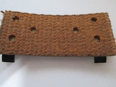 John Deere Clutch Pulley Brake Lining Abdgr50607080 New Woven Aftermarket