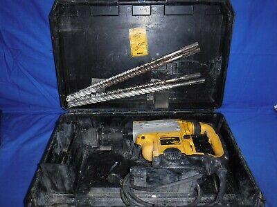 Dewalt D25712 Ctc 1-78-inch Sds Max Rotary Hammer Drill 13.0 A W Bits Case