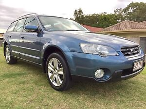 05 Subaru Outback Sunroof 6M Rego and RWC Eight Mile Plains Brisbane South West Preview