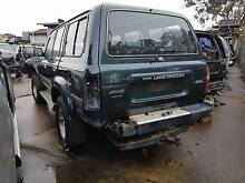 95 Toyota Land Cruiser 80 series GXL now wrecking parts | A1402 Revesby Bankstown Area Preview