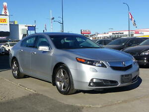 2013 Acura TL AWD w/TECH PKG|GPS|BACK-UP.CAM| LEATHER|SUNROOF