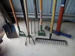 garden tools Inverell Inverell Area Preview