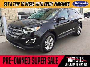 2016 Ford Edge SEL PRE-OWNED SUPER SALE ON NOW!