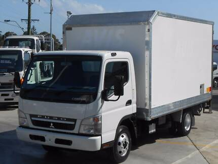 2010 Mitsubishi Canter Pantech ** AUTOMATIC ** Old Guildford Fairfield Area Preview