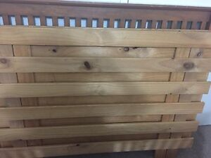 Double bed frame Kangaroo Point Brisbane South East Preview