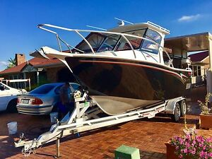 PERFORMANCE PLATE 6.4 Hard Top Aluminium boat Coorparoo Brisbane South East Preview