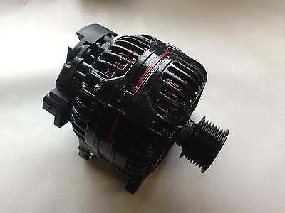 Audi A3  TT VW GTI Jetta High 250 Amp Powder Coated NEW Alternator Generator