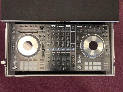 Pioneer DDJ-SZ Digital DJ Controller with Pro X Shelf Case