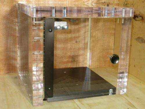 Bullet Resistant Bullet Proof Bulletproof Pass Through Box Acrylic Glass