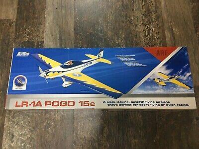 """Eflite  POGO  electric RC Plane ARTF kit (49"""" wingspan) ... Brand New in Box."""