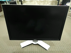 "Huge Dell 24"" Computer Monitor East Lindfield Ku-ring-gai Area Preview"
