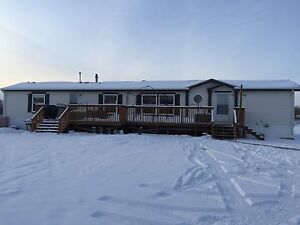 39 acre acreage with huge shop north of stony plain