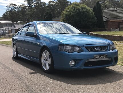 Bf xr6 6 speed Manual (swaps for a bike)