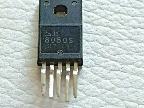 SK8050S ICs TO-220F Sanken New | FREE US Shipping
