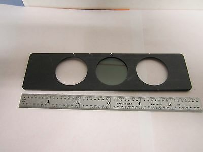 Microscope Polarizer Slide Optics K5-23