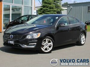 2015 Volvo S60 T5 Premier Plus AWD | FULL VOLVO WARRANTY TO 160K