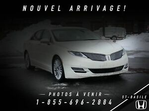 Lincoln MKZ 2013 RESERVE + TECH PACK + AWD + 19'' + WOW !!!