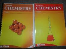CHEMISTRY TEXTS BOOKS Canning Vale Canning Area Preview