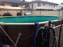 Sterns above ground pool Kingston Logan Area Preview
