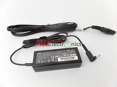 New Charger AC Adapter Power Supply for Acer Chromebook 45W 19V 2.37A 3mm x 1mm 1450 Power Supply