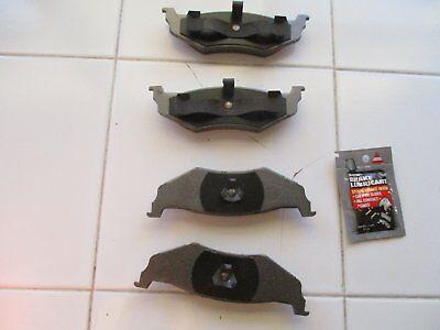 Disc Brake Pad Set Front AUTOZONE// DURALAST-BOSCH MKD647 fits 1994 Nissan 300ZX