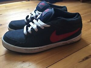 Size 7 Nike Board Shoes