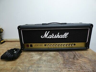MARSHALL JCM800 JCM900 AMPLIFIER HEAD VINYL AMP COVER with WHITE PIPING mars002