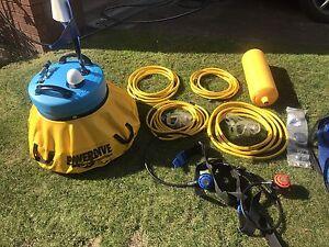 Dive compressor gumtree australia free local classifieds - Floating dive compressor ...