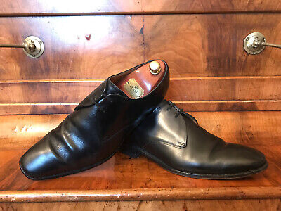 Gieves & Hawkes Black Leather Dress Shoes for sale  Shipping to Nigeria