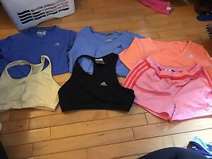 Women's Athletic Clothing Lot (Adidas, nike, vs pink & more)