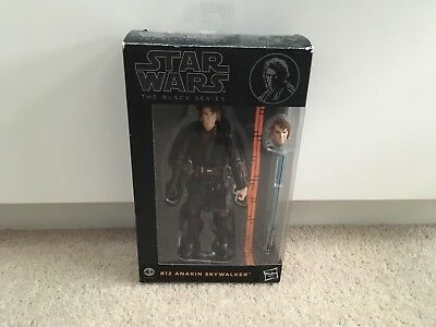 "Star Wars Black Series 6"" Anakin Skywalker for sale  Shipping to South Africa"