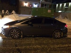 Honda Civic clean